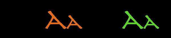 Het logo van Lichaamstaal.